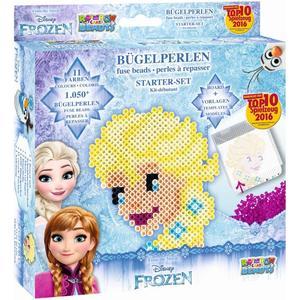 Craze Disney Die Eiskönigin Bügelperlen Starter-Set