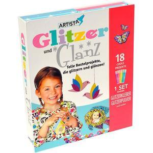 Artista Glitzer & Glanz