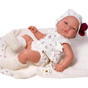Asi dolls - Pablo Puppe, 45cm