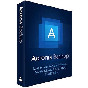 Acronis Backup 12 Server, Box