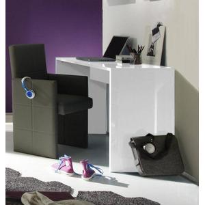 LC Schreibtisch, weiß, weiß