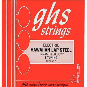 GHS Hawaiian Lap Steel Set E