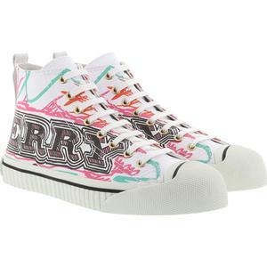 Burberry Sneakers - Kingley Sneakers Optic White - in weiß - Sneakers für Damen