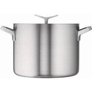 AEG 9029794816 Gourmet Collection - Kochtopf mit Deckel, Durchmesser 24 cm, 9 L