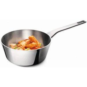 AEG 9029794832 Gourmet Collection - Konische Sauteuse, Durchmesser 22 cm ohne Deckel, 2 L
