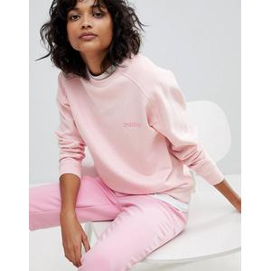 2nd Day 2NDDAY - Shine - Sweatshirt mit Logo - Rosa