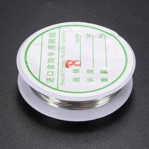 0.8mm Kupferdraht DIY Armband Ohrring herstellen Craft Wire