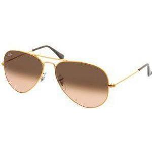 Brille24 GmbH Aviator Large Metal RB3025 9001A5 58-14 in shiny light bronze