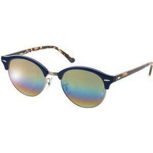 Brille24 GmbH Clubround RB4246 1223C4 51-19 in top blue on trasparent blue