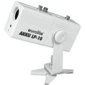 EUROLITE AKKU LP-10 Gobo Projektor Led-Gobo-Projektor