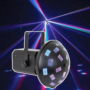 LED Mushroom 6x 3W LED-Lichteffekt LED Z-20