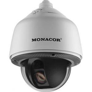 Monacor HDCAM-5090 PTZ-High-Speed-HD-SDI-Dome-Kamera im Außengehäuse