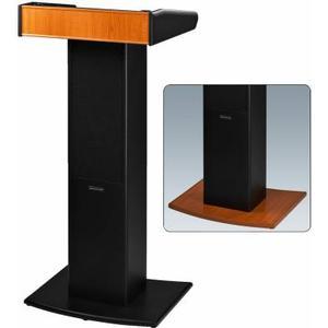 Rednerpult mit Lautsprecher Monacor SPEECH-100