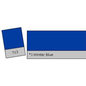 Lee Filter Roll 713 J. Winter Blue