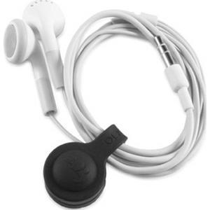 Proporta Kopfhoerer Kabelhalter - 3er Pack- Schwarz