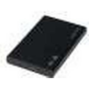 LogiLink 2,5 SATA Festplatten-Gehuse, USB 3.0, schwarz