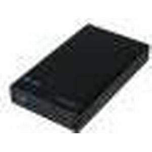 LogiLink 3,5 SATA Festplatten-Gehuse, USB 3.0, schwarz