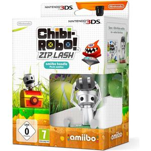Chibi-Robo!: Zip Lash - amiibo bundle (Game + Chibi-Robo! Zip Lash)