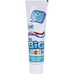 Aquafresh Big Teeth Zahnpasta für Kinder Geschmack Fresh Mint (6+) 50 ml