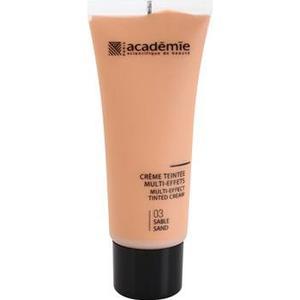 Academie Make-up Multi-Effect Tönungscreme für perfekte Haut Farbton 03 Sand 40 ml