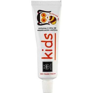 Apivita Natural Dental Care Kids 2+ Zahnpasta für Kinder 50 ml