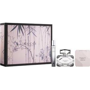 Gucci Bamboo Geschenkset V. Parfüm 75 ml + Körperlotion 100 ml + Parfüm 7,4 ml