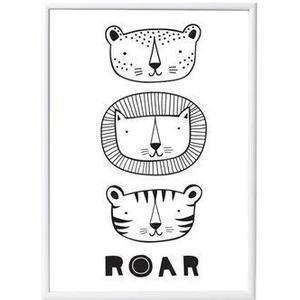 A little lovely Company Poster Tiger ´ROAR´