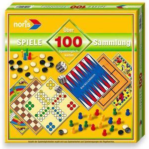 Noris Spielesammlung 100 Spielmöglichkeiten