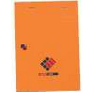 001BLOC Notizblock 001, kariert, Mae: (B)210 x (H)297 mm