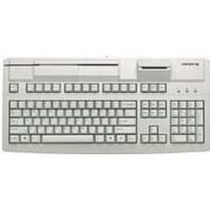 CHERRY MultiBoard MX V2 G80-8984 USB AZERTY Deutsch Grau - Tastaturen (Standard, Verkabelt, USB, AZE