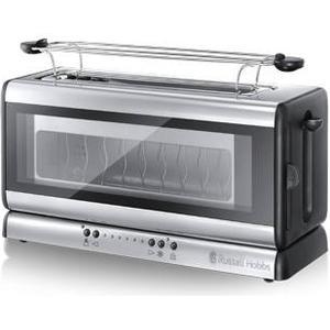 21310-56 Clarity Langschlitz-Toaster 1000W 6 Bräunungsstufen (Edelstahl) (Versandkostenfrei)