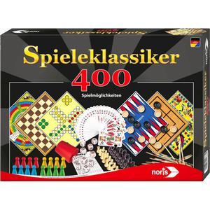 Noris Spielesammlung, »Spieleklassiker - 400 Spielmöglichkeiten«