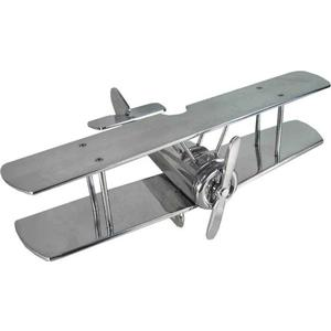 DUSX Modellflugzeug Chrom
