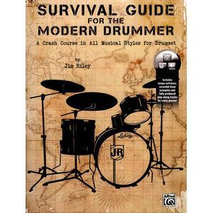 Alfred Music Publishing Survival Guide Modern Drummer