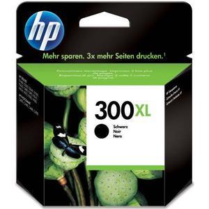 Hewlett Packard HP 300XL Schwarz Original Druckerpatrone mit hoher Reichweite für HP Deskjet, HP ENVY, HP Photosmart