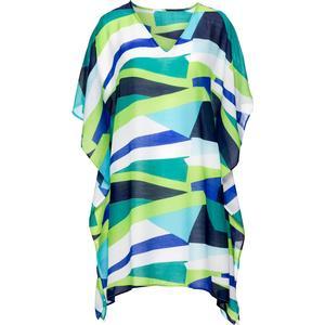 bpc selection Strandkleid halber Arm in grün für Damen von bonprix