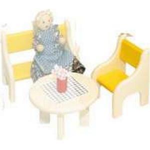 Gartenmöbel Filius für Puppenhaus, Gartensessel