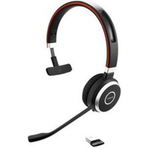 Jabra 6593-823-309 Headset JABRA Evolve 65 MS Mono USB NC schnurlos Schwarz