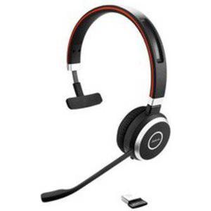 JABRA Evolve 65 UC Mono USB Bluetooth