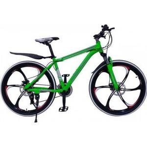 26 Zoll Alu Mountainbike mit Mag Wheels 21 Gang