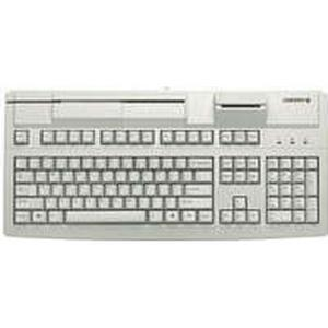 Cherry MultiBoard MX V2 G80-8984 USB AZERTY Deutsch Grau - Tastaturen (Standard, Verkabelt, USB, AZE