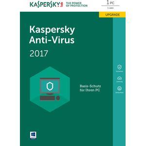 Anti-Virus DACH Edition 1-Desktop 1 year Renewal Box
