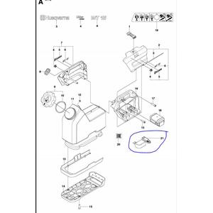 Akkuladegerät 18V LI-ION EU