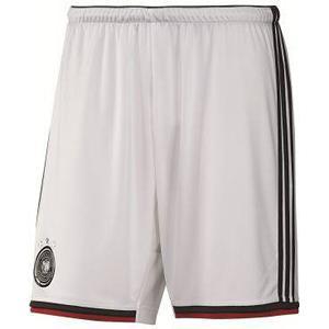 Adidas DFB Heim Short Junior WM 2014 - weiss