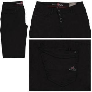 Buena Vista Jeans Malibu-Short Stretch black