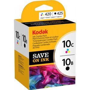 Kodak Tintenpatronen schwarz und color 10 B + 10 C