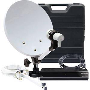 5103323 Telestar Camping SAT-Anlage mit Receiver