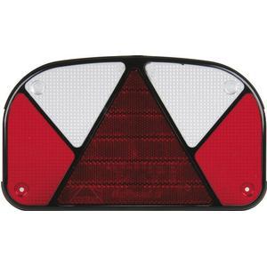 10232 Unitec Ersatzglas Blinker, Bremslicht, Kennzeichenleuchte, Reflektor, Rückleuchte, Nebelschlussleuc
