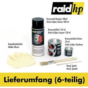 350001 Raid hp Bremssattellack 350001 1 Set