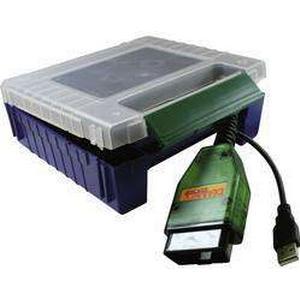 Diamex OBD II Interface DX35 PC-Interface 7104 78 mm x 44 mm x 21 mm